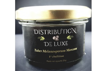 Truffle Melanosporum pieces