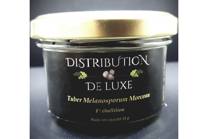 Truffle Melanosporum pieces