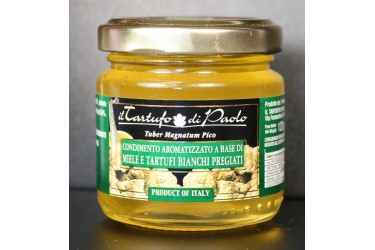 Honey with white truffle