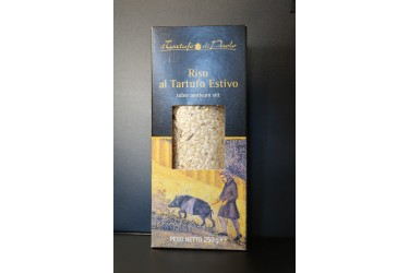 Risotto with black truffle Contenance-250G